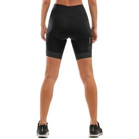 2XU Compression Spodenki triathlonowe Kobiety, czarny